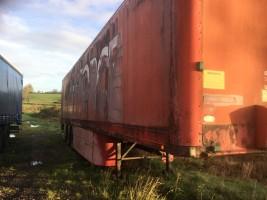 40′ Box Van