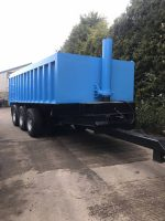 Aluminium Tipping Trailer