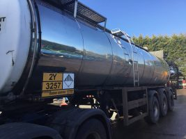 Steel Tanker